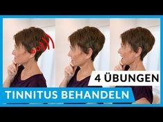 Tinnitus behandeln - 4 einfache Übungen   Für zu Hause - YouTube