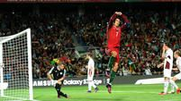 Portugal 4 Latvia 1: Ronaldo hits double to make amends for penalty miss.