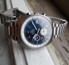 Vintage Omega, Omega Seamaster, Pocket Watches, Wrist Watches, Omega Watch, Racing, Accessories, Classic, Weather