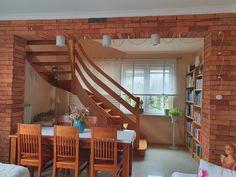 Aranżacja wykonana za pomocą cegły LOFT Loft, Bed, Furniture, Home Decor, Decoration Home, Stream Bed, Room Decor, Lofts, Home Furnishings