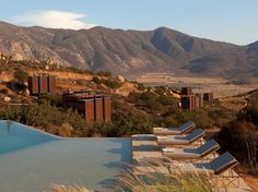 The pool at Endemico, Resguardo Silvestre, Valle de Guadalupe, Mexico - Amazing Pools at the Best New Hotels : Condé Nast Traveler