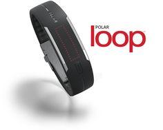 Strona produktu loop Polar