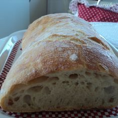 Výborný domáci chlieb (fotorecept) - recept | Varecha.sk Croissant Bread, Menu, Nova, Hampers, Breads, Menu Board Design