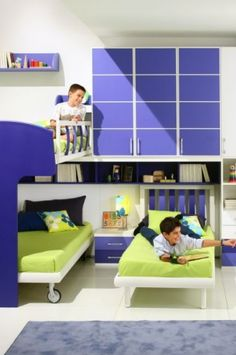 Cool Bunk Beds For Teenagers