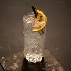 Winter Gin & Tonic