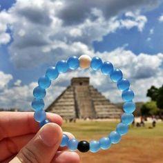 Authentic Lokai Balance Water Bracelet