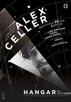 poster | Hangar — Alex Celler