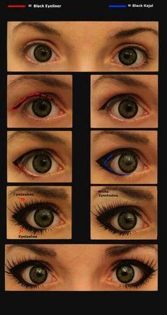 Huuuuge eyes
