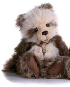 Simon Bear by Charlie Bears™