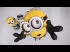Happy Birthday from the Minions :-) - YouTube