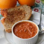 Permalink to: Fire-Roasted Tomato Orange Soup with Classic Grilled Cheese
