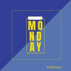 Wir wünschen euch einen guten Start in die neue Woche. #EIZRostock #happymonday #montag #rostock #li