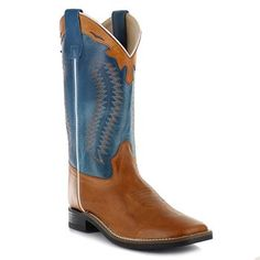 Cody James® Youth Square Toe Western Boots