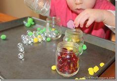 5 Ways to Play with Glass Gems