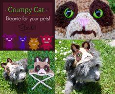 Grumpy Cat - Beanie