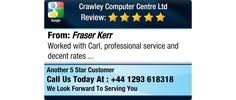 Worked with Carl, professional service and decent rates