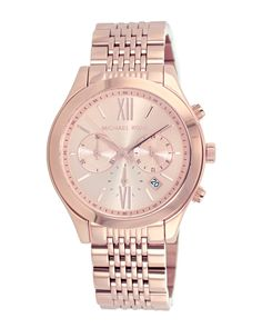 """Spotted this Michael Kors Women's """"Brookton"""" Watch on Rue La La. Shop (quickly!)."""