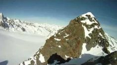 Finally Released: Skier loses footing, falls off cliff [Captured by own GoPro] HD, via YouTube.