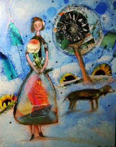 Greece Artist Efi Kokkinaki