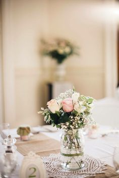 Vintage Flowers | Eden Flower School & Wedding Flowers Wedding Colors, Wedding Flowers, Table Centerpieces, Table Decorations, Wedding Reception, Wedding Ideas, Table Centers, Vintage Weddings, Centre Pieces