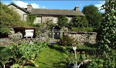 Beatrix Potter's Hill Top Farm, Lake District