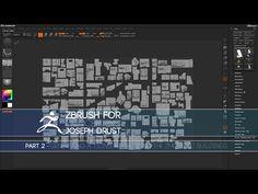 ZBrush for ConceptingComputer Graphics & Digital Art Community for Artist: Job, Tutorial, Art, Concept Art, Portfolio