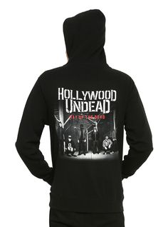 NOT Hollywood Undead Day of The Dead2 Mans Sweatshirt Hoodie Comfort Hoodies