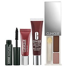 LOVE LOVE LOVE the Clinique Black Honey.  It's the ONLY color palette that goes with green eyes and reddish hair.  Yes, PLEASE