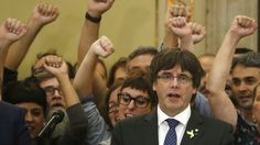 Anklage wegen Rebellion und Auflehnung: Gericht erlässt Haftbefehl gegen Puigdemont