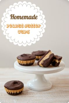 Peanut butter cups are a classic comfort food candy...now you can learn how to make them quickly and easily at home!