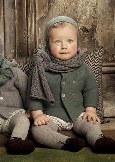 Conjunto de Nícoli de su colección Otoño-Invierno 2014-2015 modaparalospeques.com. Blog de moda infantil