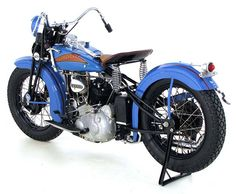 1938 Crocker at the National Motorcycle Museum