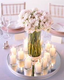 """8 Ways to Save on Wedding Flowers  Stay in Season """"An experienced florist knows that the most beautiful, cost-effective flowers are whatever's currently available,"""" says Rebecca Feeney of Custom Event Group in St. Helena, California. """"Otherwise, they have to be flown in from far away."""" Think tulips and daffodils in the spring, roses and peonies in summer, hydrangeas in the fall, and amaryllis in winter."""