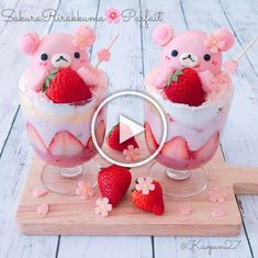 Easter Brunch Recipes to make the your Easter food memory unforgettable – Hike n Dip Yummy Treats, Sweet Treats, Yummy Food, Easter Recipes, Snack Recipes, Brunch Recipes, Dessert Original, Kawaii Dessert, Milk Shakes