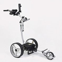 Bat Caddy X4 Electric Golf CaddyTrolleyCart  FREE Accessory Pack * Read more  at the image link.