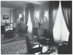 Designed buy Jules Leleu Paris 1948