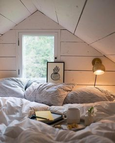 11 Best Cool Places images | Cottage, Bedroom ideas, Bedrooms