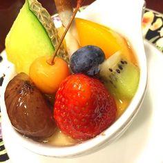bio_tec511#果の実の杜 は美味