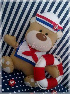 Urso marinheiro                                                                                                                                                                                 More