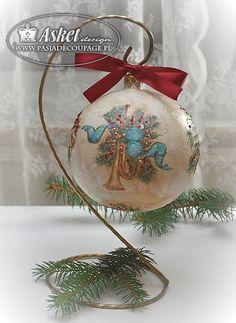 christmas glass ornaments