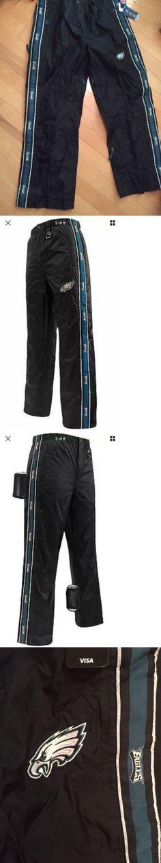 Men 159109: Nwt Men S Arctix Philadelphia Eagles Nfl Team Apparel Black Tailgate Pants 2Xl -> BUY IT NOW ONLY: $30 on eBay!