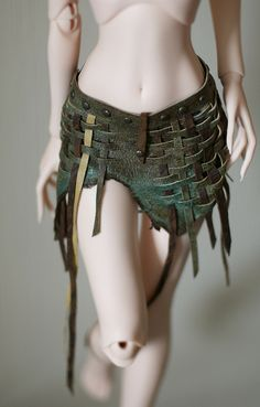 this is for a doll but i can see a lot of costume ideas for me with this kinda idea from faerie to steampunk