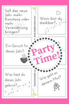 Partyspiel kennenlernen