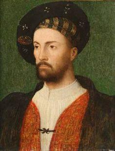 A Bearded Man, ca. 1524 (Unknown Flemish Master?) Utah Museum of Fine Arts, Salt Lake City  1983.097