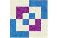 Use my easy Bento Box quilt pattern to sew Bento Box blocks that finish at 12-inches square. A beginner friendly quilt pattern.