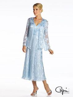 Capri by Mon Cheri CP11625A Mothers Jacket Dress