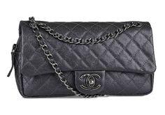 Chanel Easy Caviar Flap Bag | BRAGMYBAG