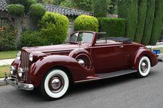 1939 Packard, first car-love