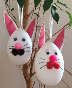 Easter Egg Rabbits inspired by Tim Warnes' Warning! This Book May Contain Rabbts - Story Snug Spring Pictures, Picture Books, May, Rabbits, Easter Eggs, Bunnies, Snug, This Book, Parenting
