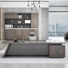 Office Counter Design, Office Cabin Design, Law Office Design, Office Furniture Design, Office Interior Design, Office Interiors, Modern Office Table, Wood Office Desk, L Shaped Office Desk